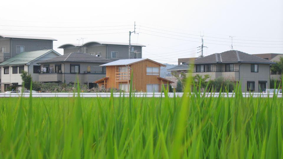 高松多肥下町の住宅