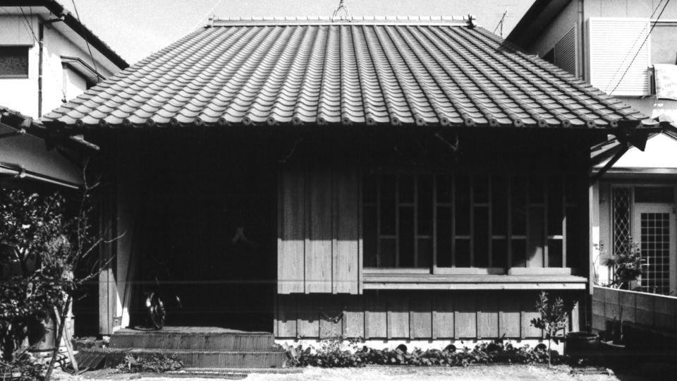 北原の住宅